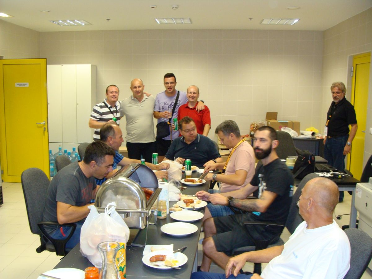 Kudelić party